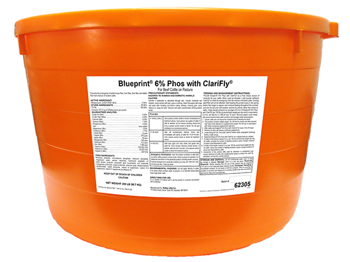 Blueprint® 6% Phos Mineral LMB with ClariFly®