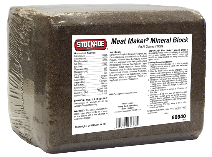 Meat Maker® Mineral Pressed