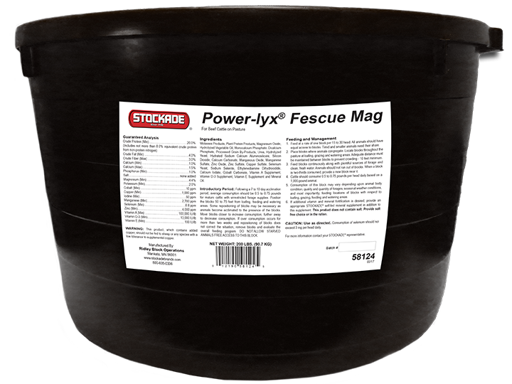 Power-Lyx® Fescue Mag LMB